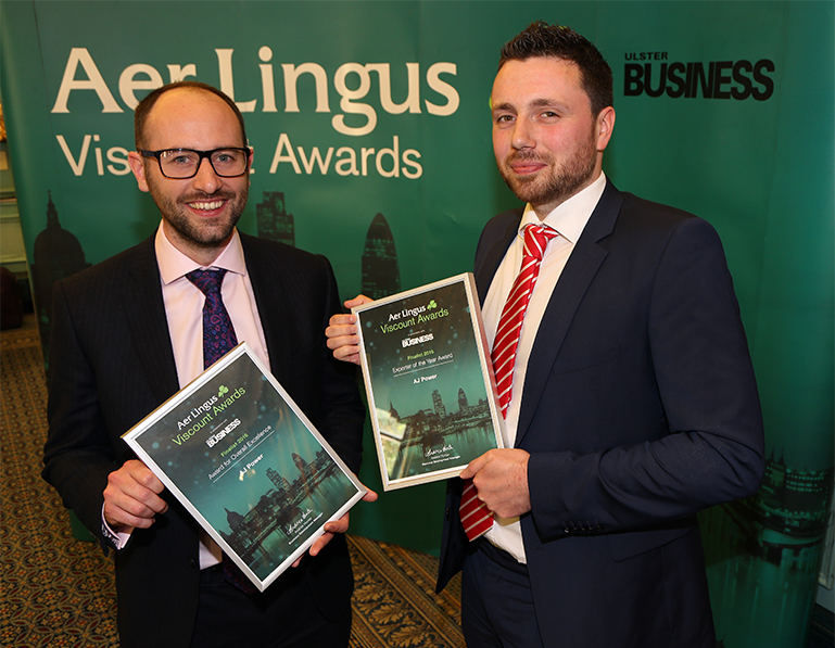 Aer Lingus Awards 2016, London