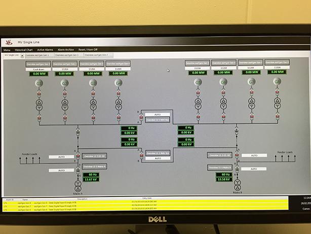 SCADA Industrial PC Control System