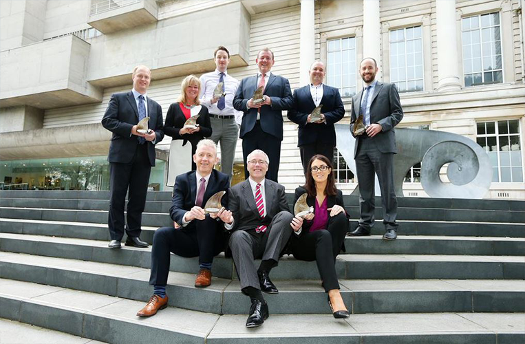 AJ Power - Ulster Finalist in Ulster Bank Business Achievers Awards 2015 - Best Small Business